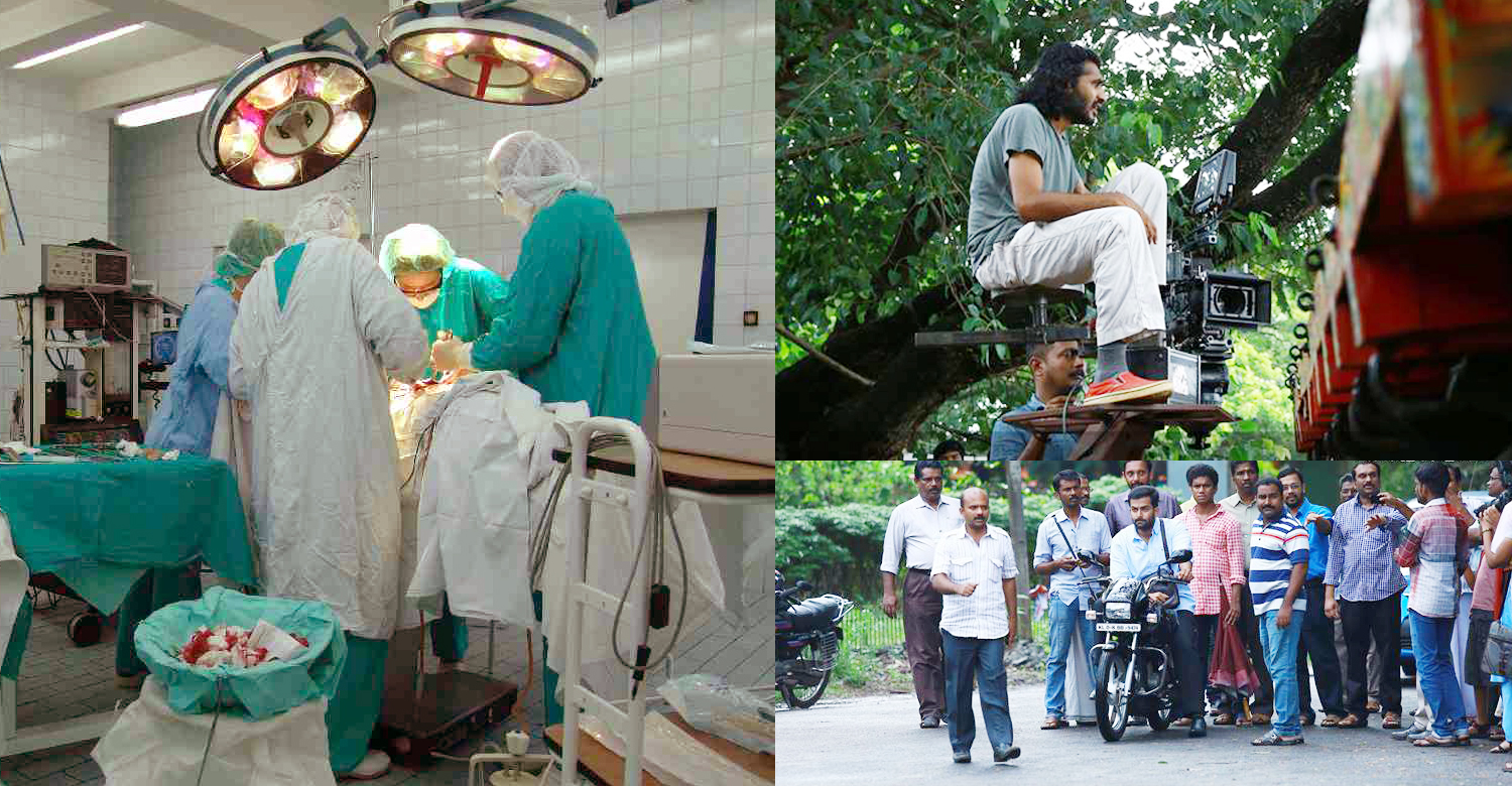 A hospital for cine artists and technicians coming at Trivandrum