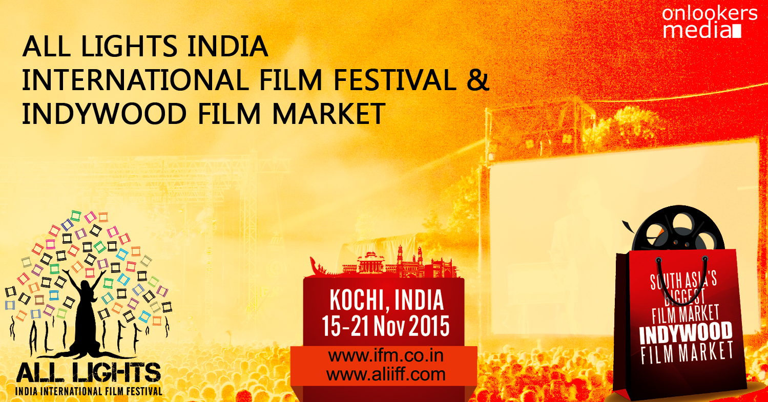 ALIIFF is coming in this November-Short Film Festival In Kerala