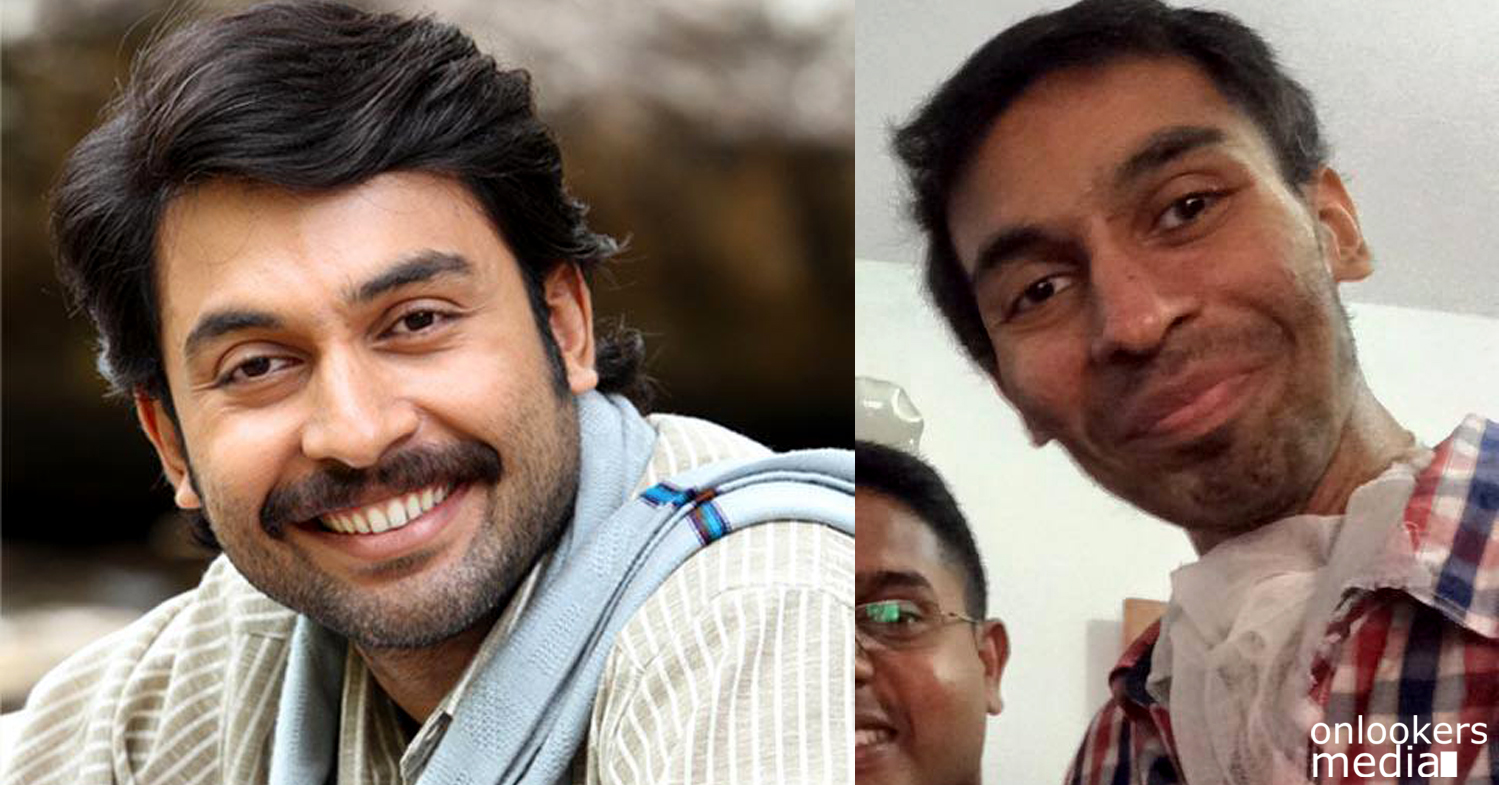 Actor Jishnu Raghavan is fighting hard against cancer