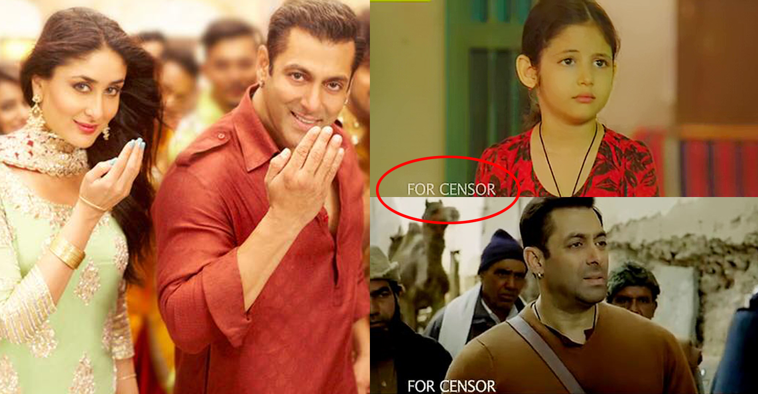 Again censor copy leak and this time of Bajrangi Bhaijaan