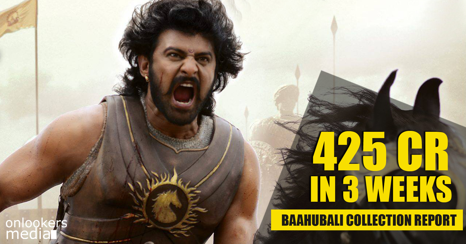 Baahubali 400 crore collection report-SS Rajamouli-Prabhas