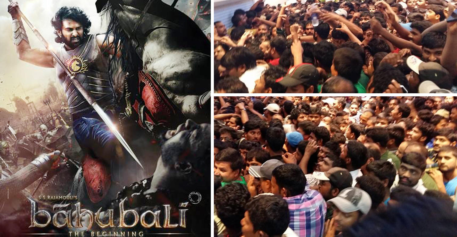 Baahubali Theater Report-Collection-Rating
