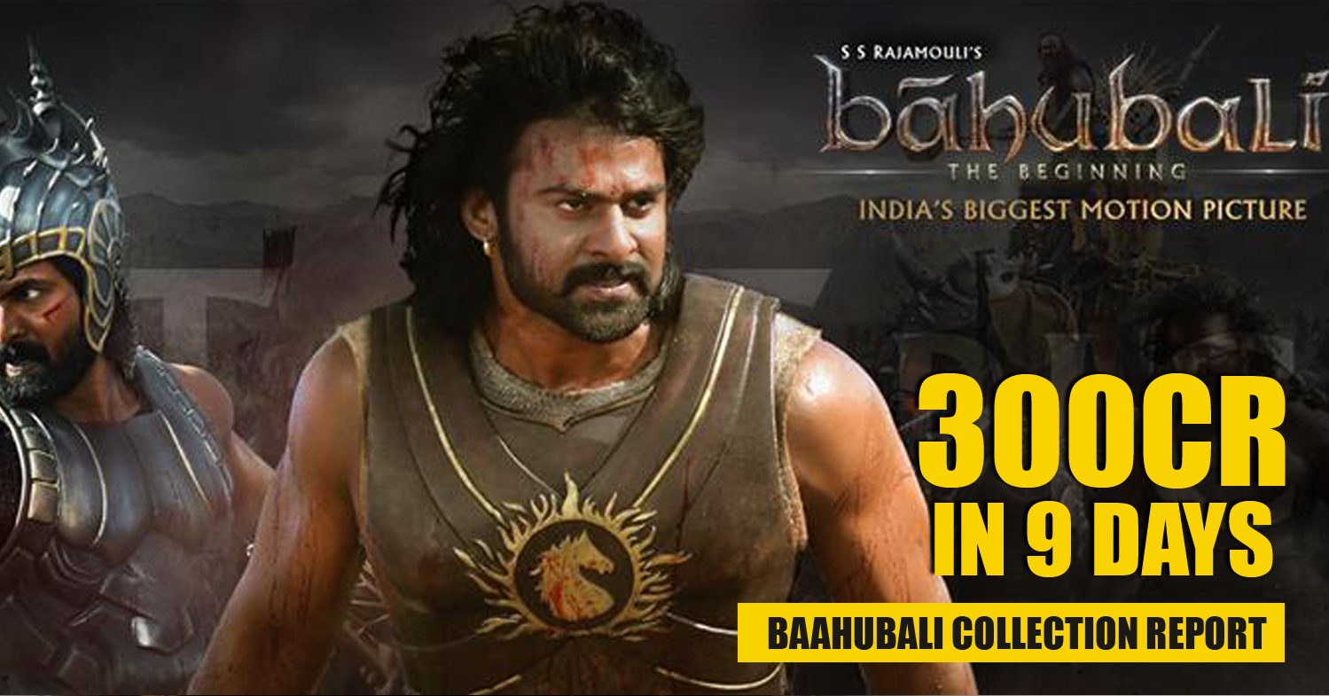 Baahubali now in 300 crore club