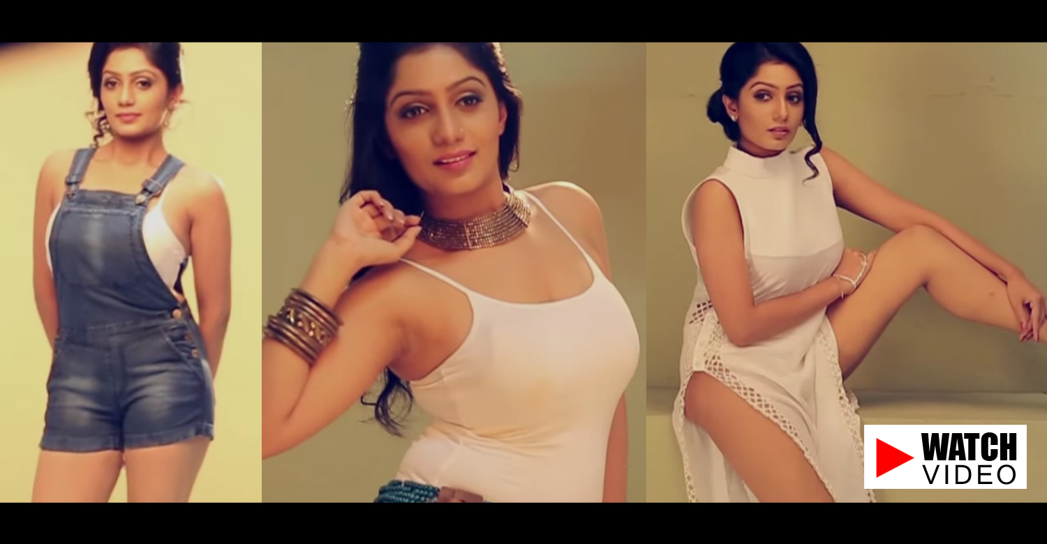 Badai Bungalow Fame Arya Photoshoot Video