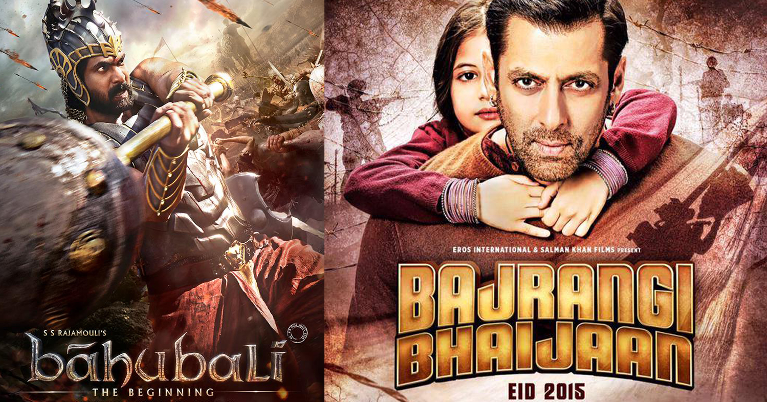 Bajrangi Bhaijan break Baahubali collection record