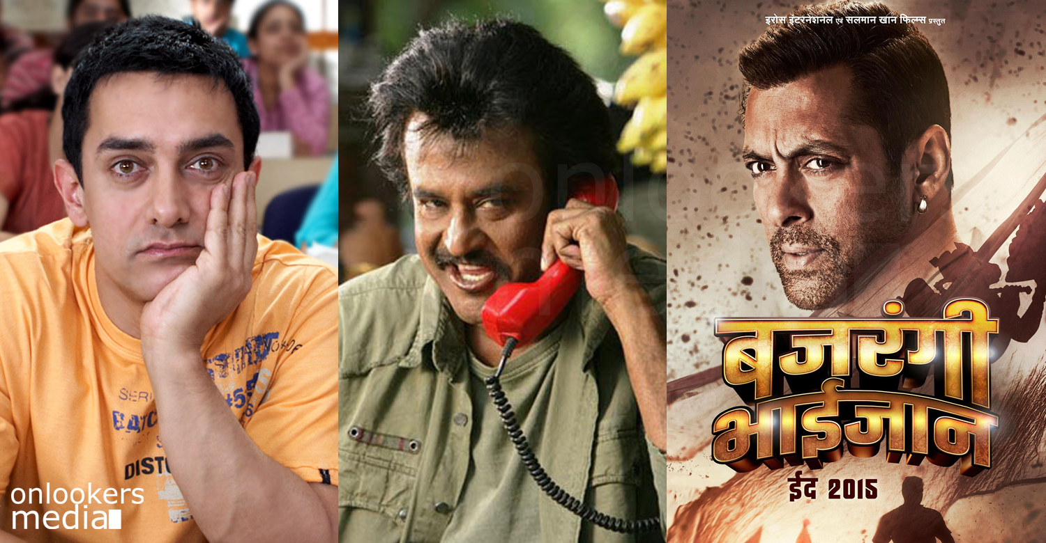 Bajrangi Bhaijan was turned down by Aamir Khan and Rajinikanth