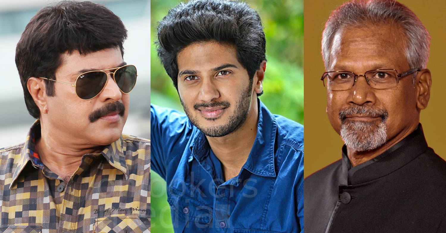 Dulquer Salmaan replaces Mammootty in Mani Ratnam film
