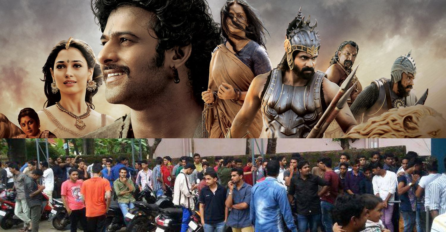 Kerala Theater strike continues while Baahubali releases today