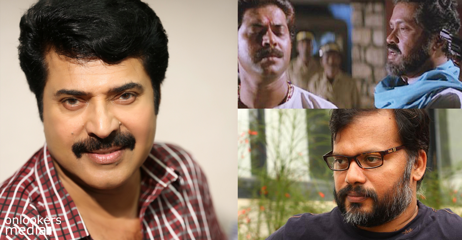 Mammootty-AK Sajan team to bring a stunning flick
