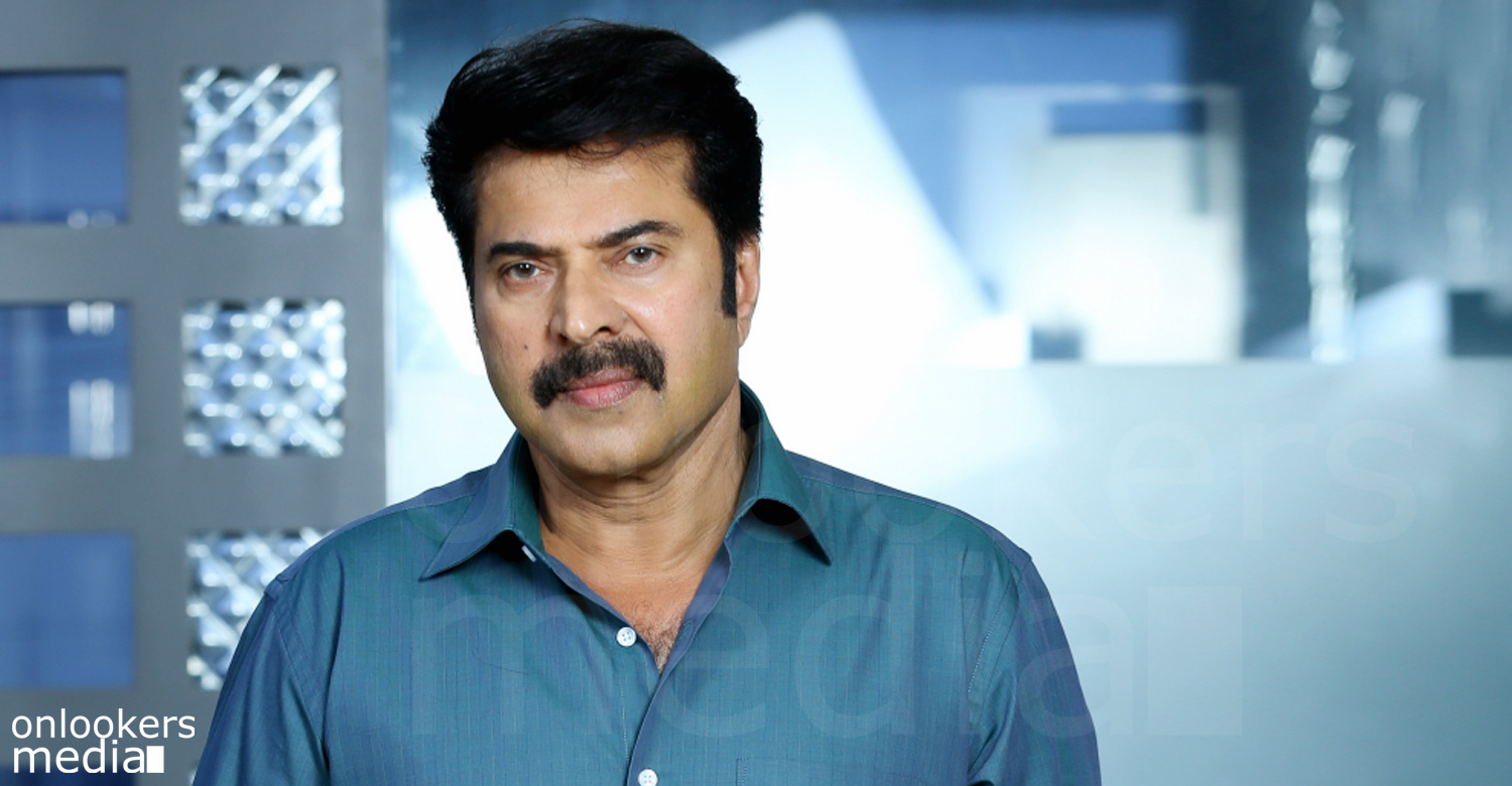 Mammootty again coming as an Achayan character