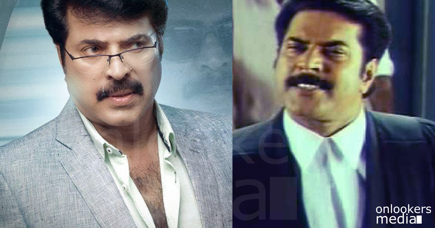 Mammootty coming again as advocate-Malayalam movie 2016