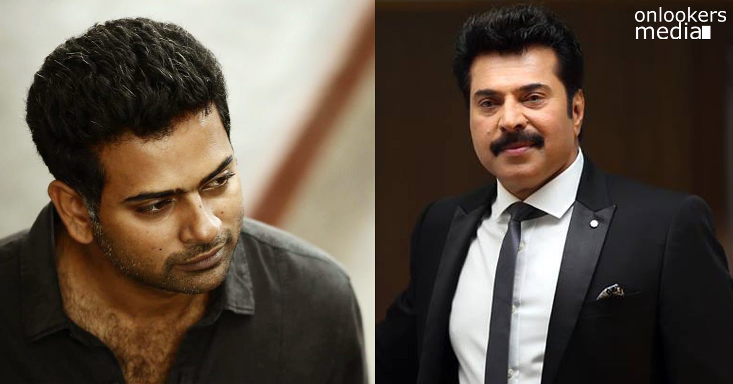 Mammootty in Alphonse Puthren Movie