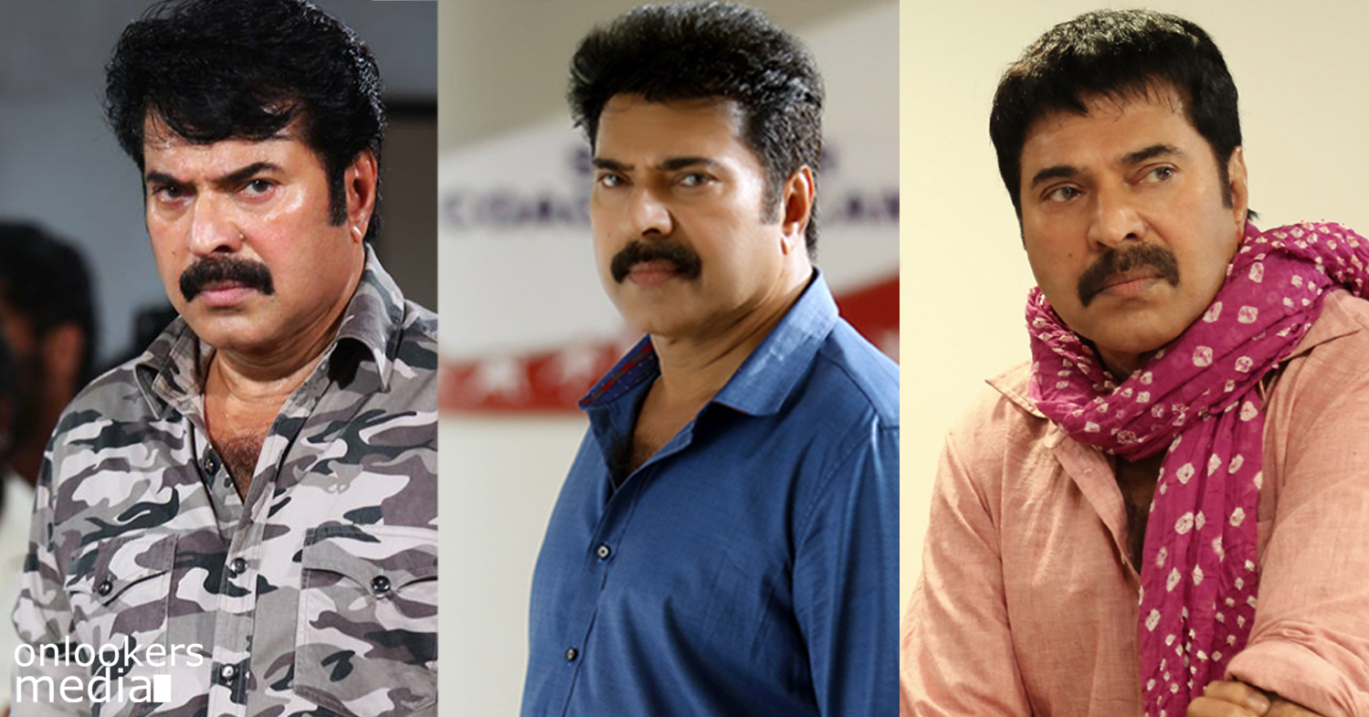 Mammootty is all set for a hat-trick of hits with Acha Dhin