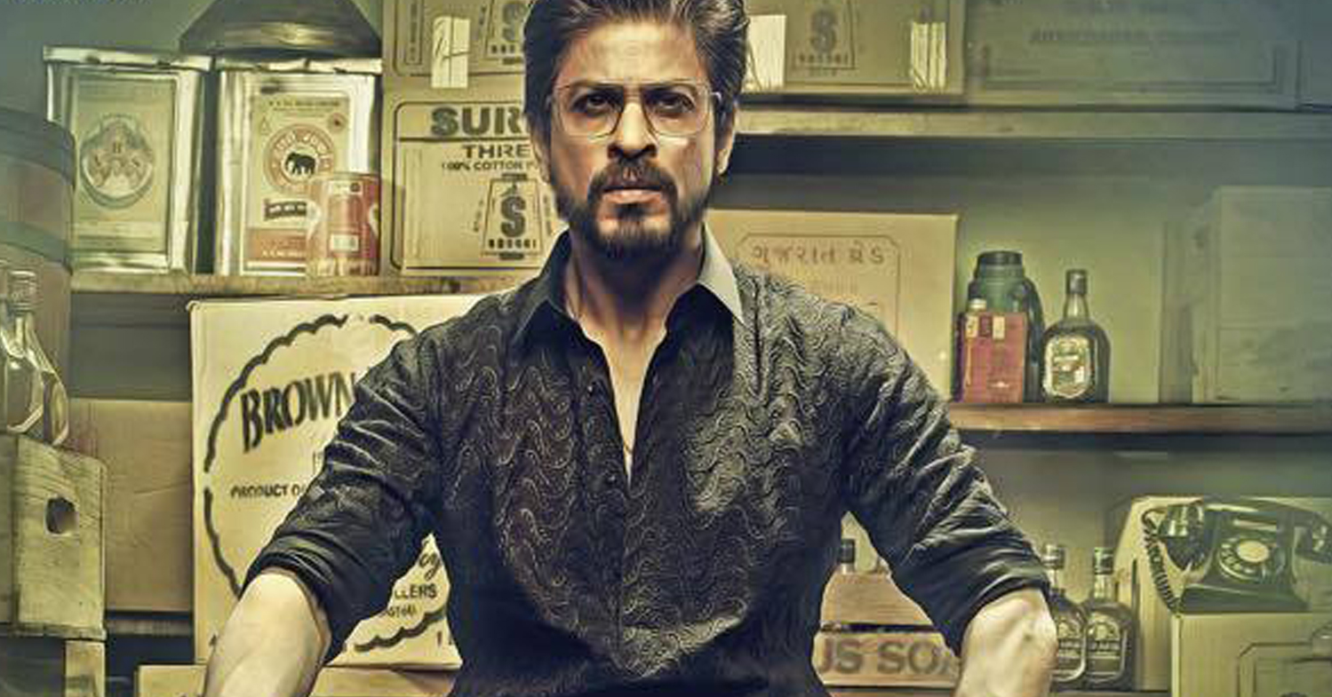 Shahrukh Khan Raees Posters-Bollywood Movie 2015