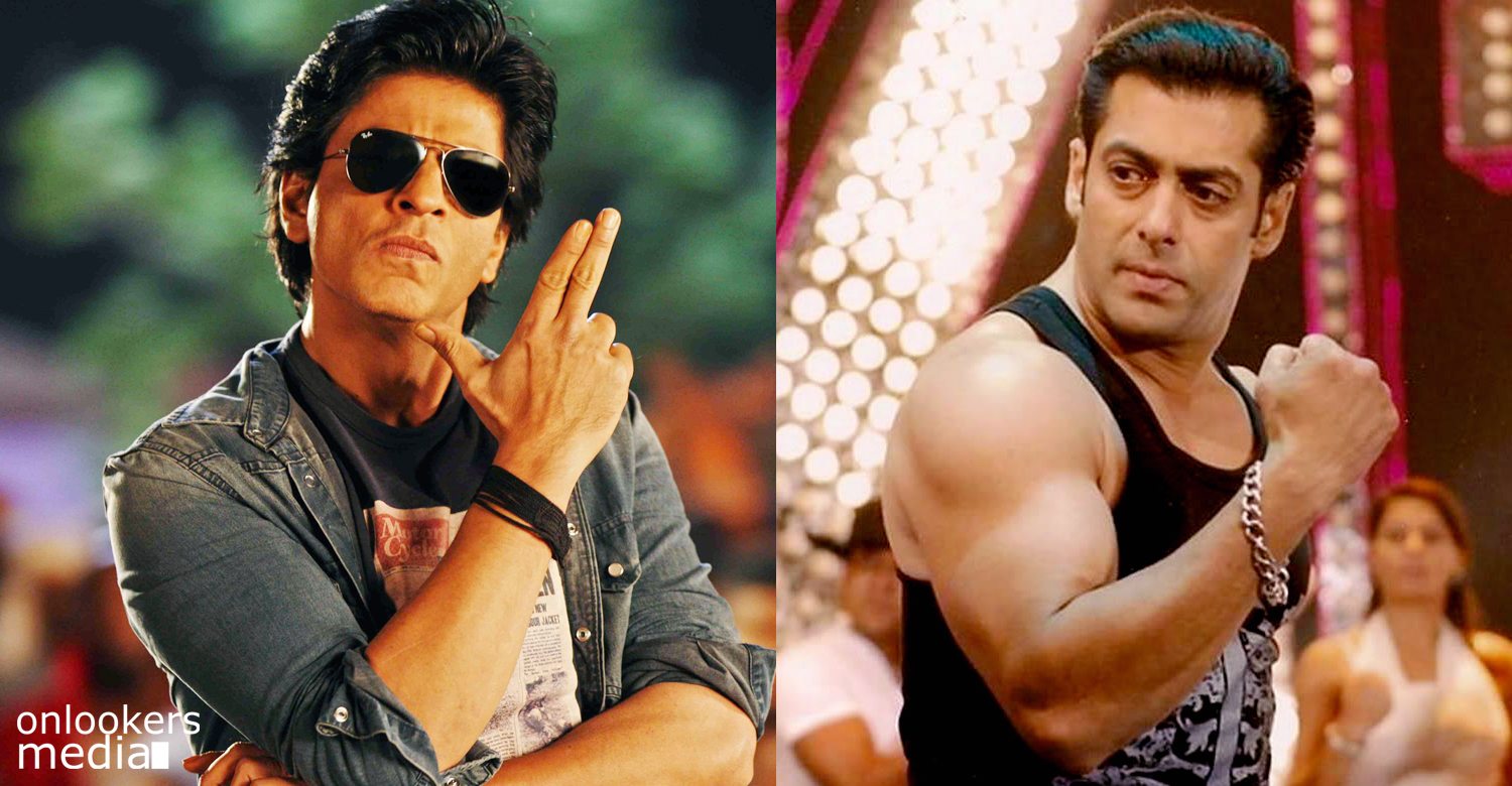 Shahrukh Khan and Salman Khan joining hands after years for a film