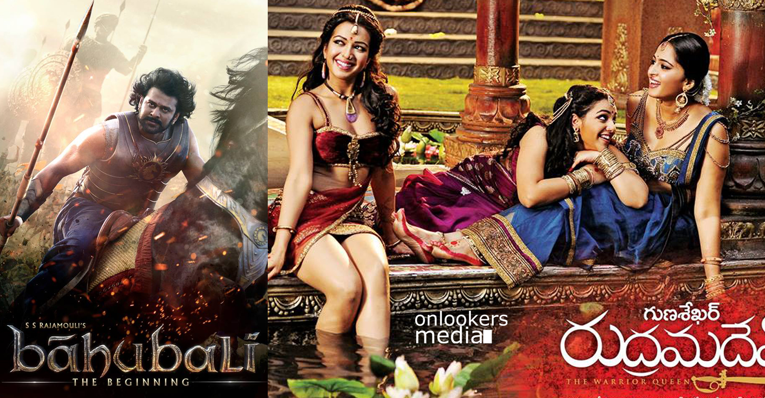 After Baahubali another magnum opus named Rudhramadevi on its way