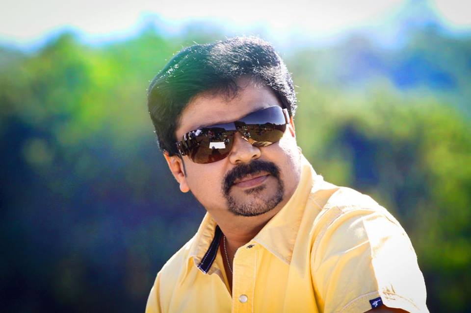 Dileep in Apoorva GV-Malayalam Movie 2015