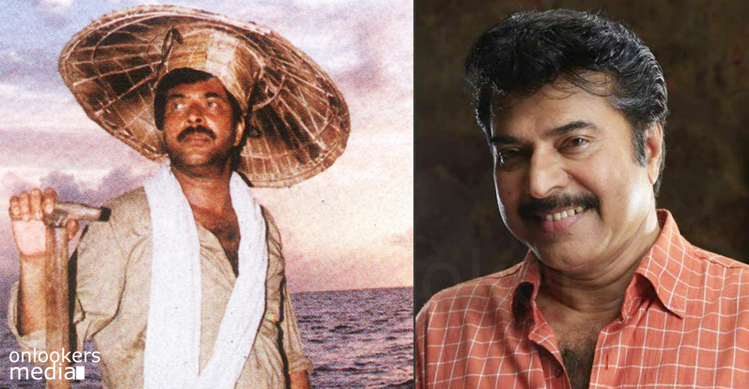 Good looks cost the state award for Mammootty twice in his career