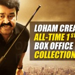 Loham first day collection report-Mohanlal-Ranjith
