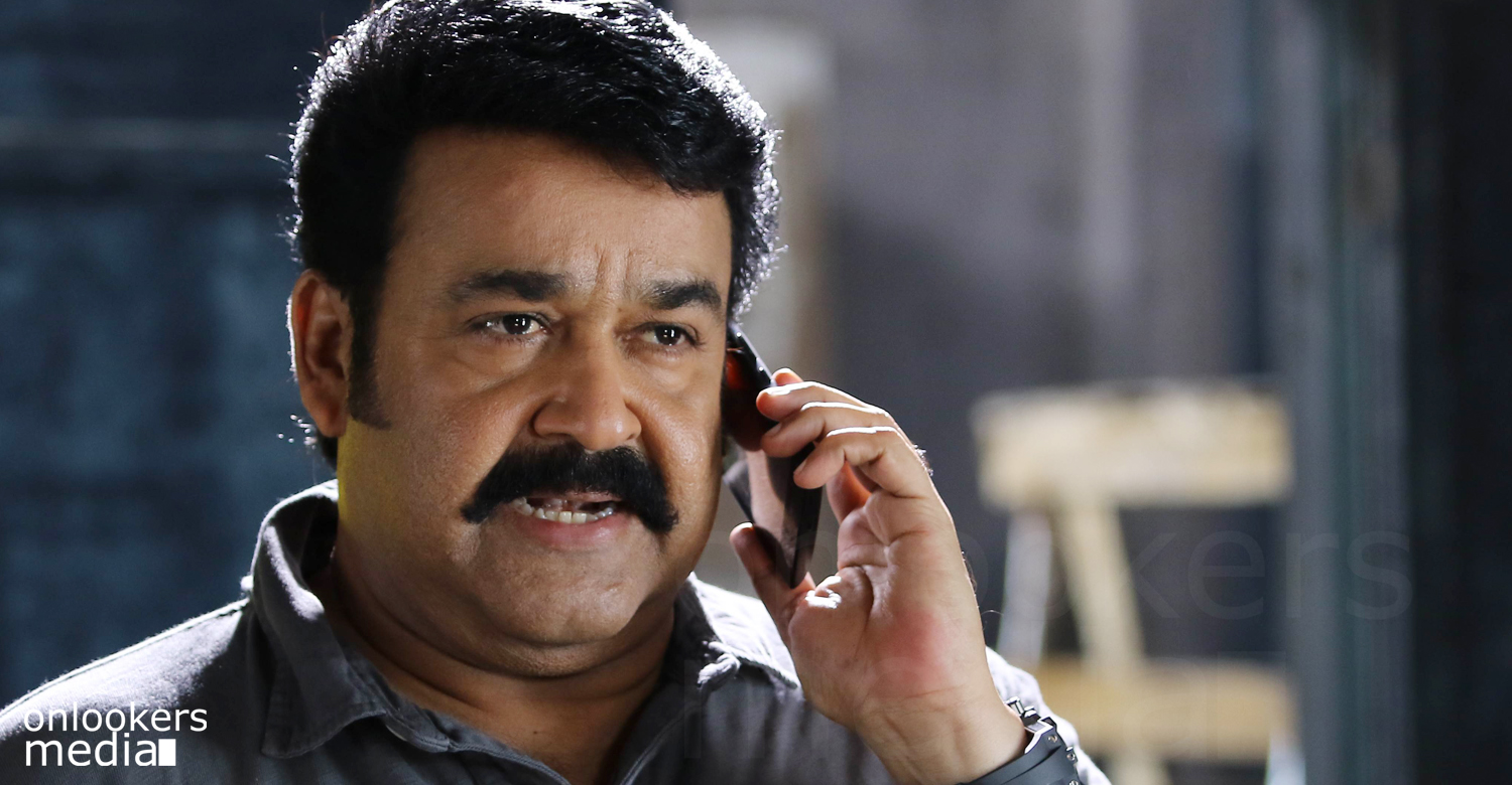 Loham to come up with an unusual way of storytelling says Mohanlal