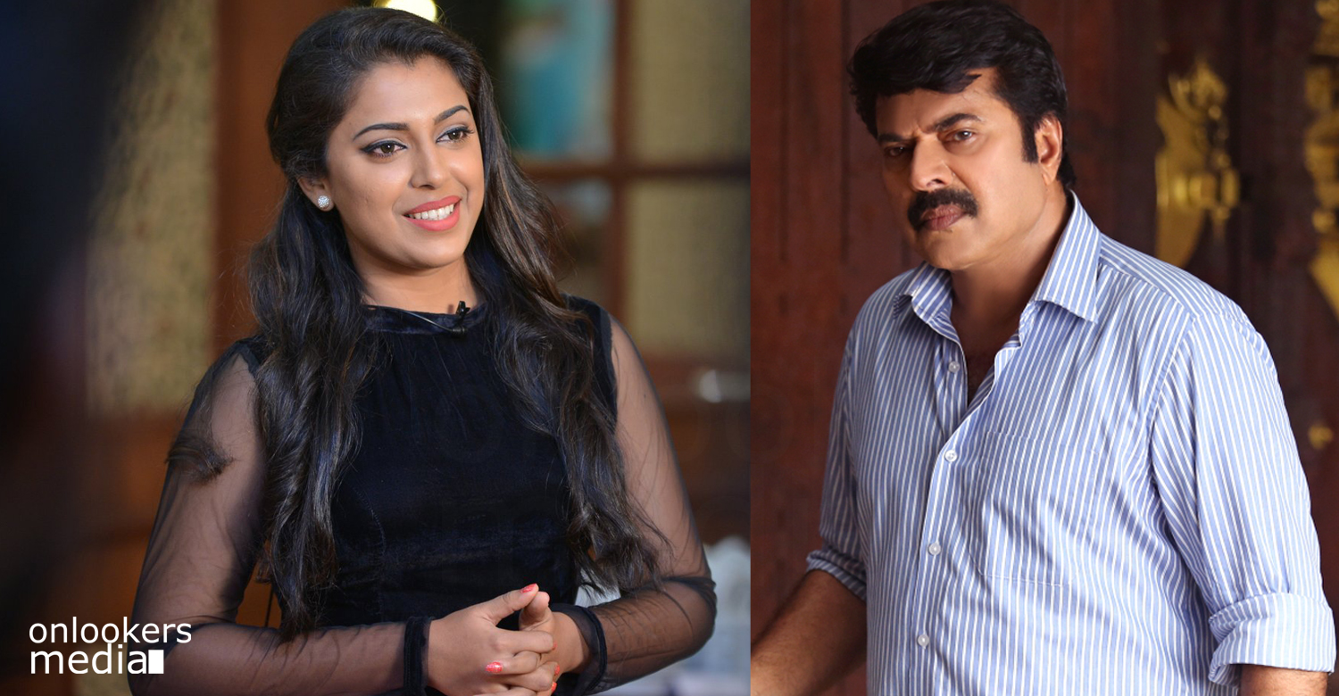 Mammootty is very supportive and caring says, Jewel Mary