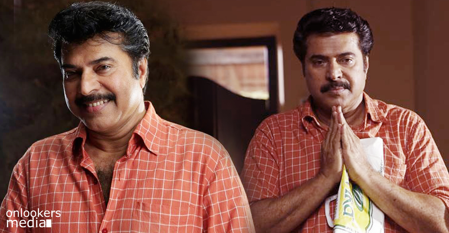 Mammootty rejected by jury as they thinks he is too handsome