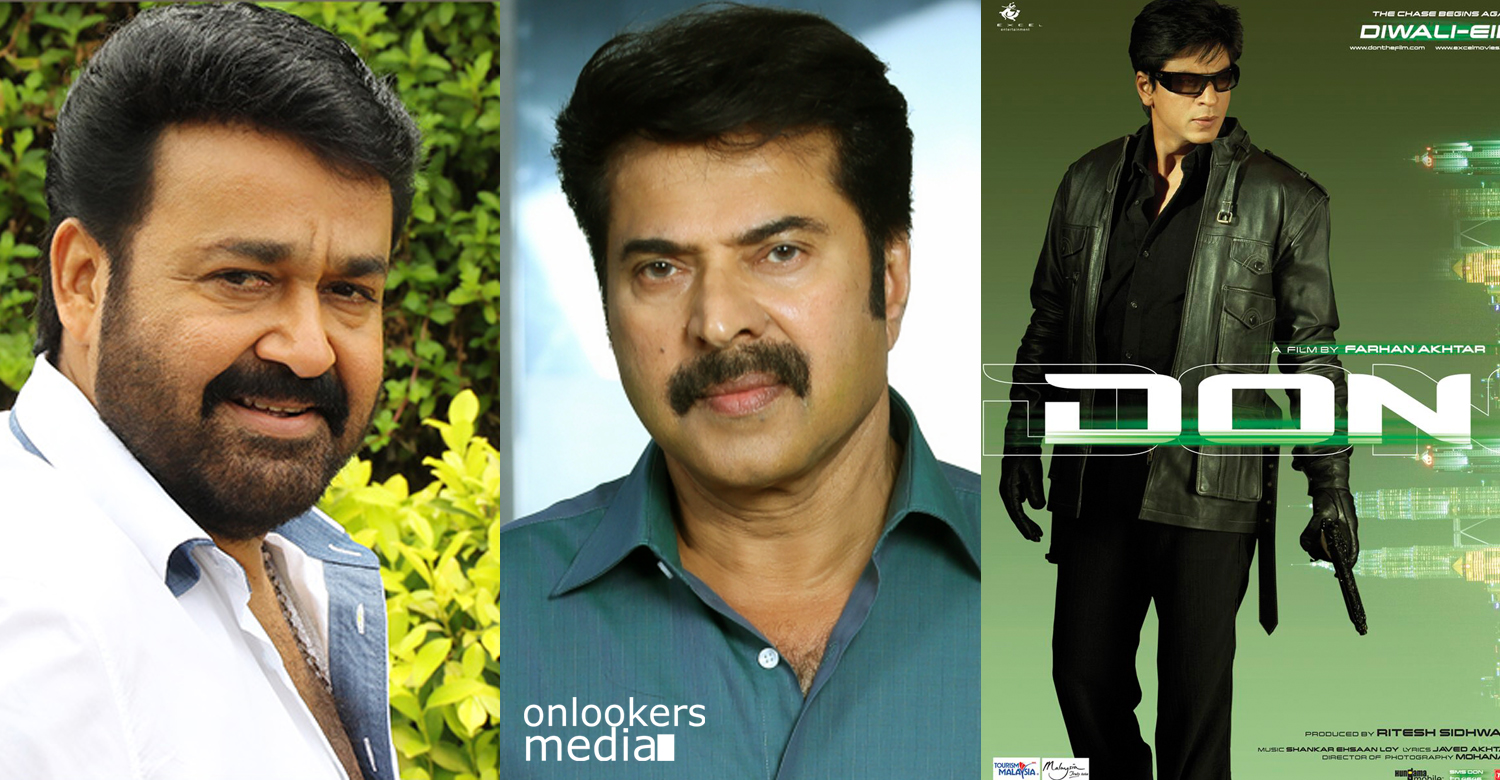 Mohanlal and Mammootty are the best in India says Don cameraman
