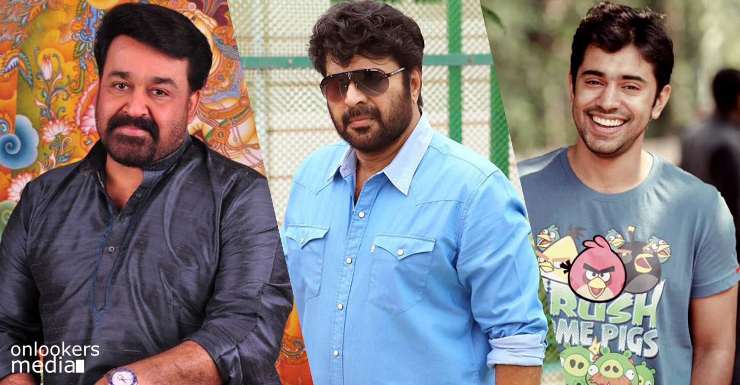 Mohanlal and Mammootty tops star value chart