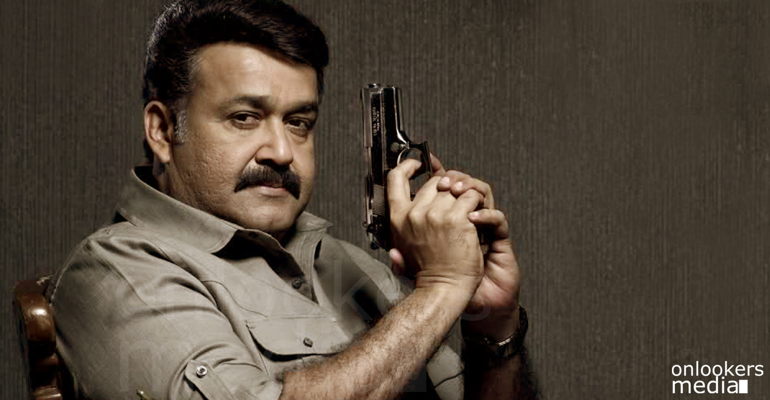 Mohanlal to do the role of a police officer in Telugu movie Nuvve Na Pranamani