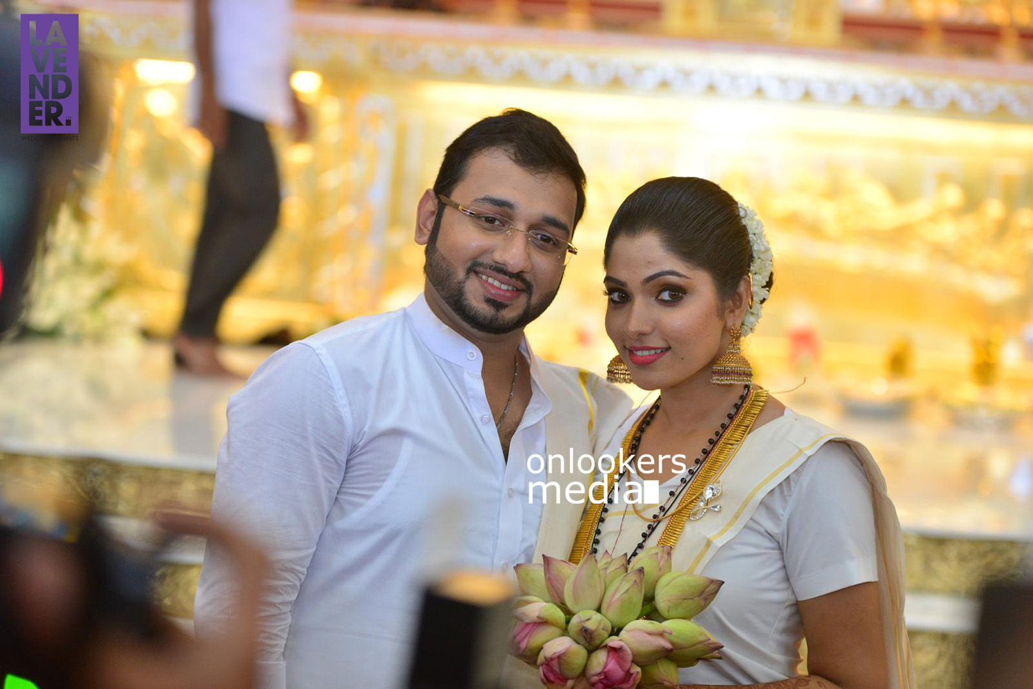 Muktha Wedding Stills-Photos