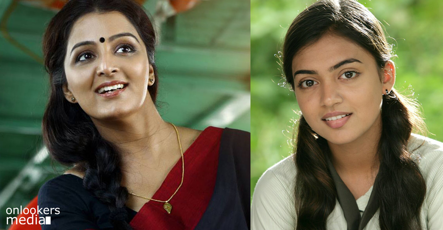Nazriya Nazim deserved this best actress award says Manju Warrier
