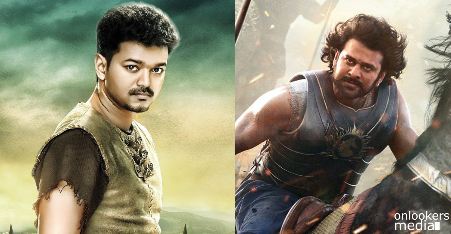 Puli has used more special effects than Baahubali
