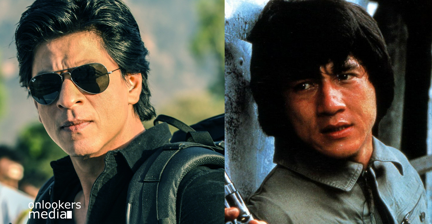 Shahrukh Khan turned down offer to act along with Jackie Chan