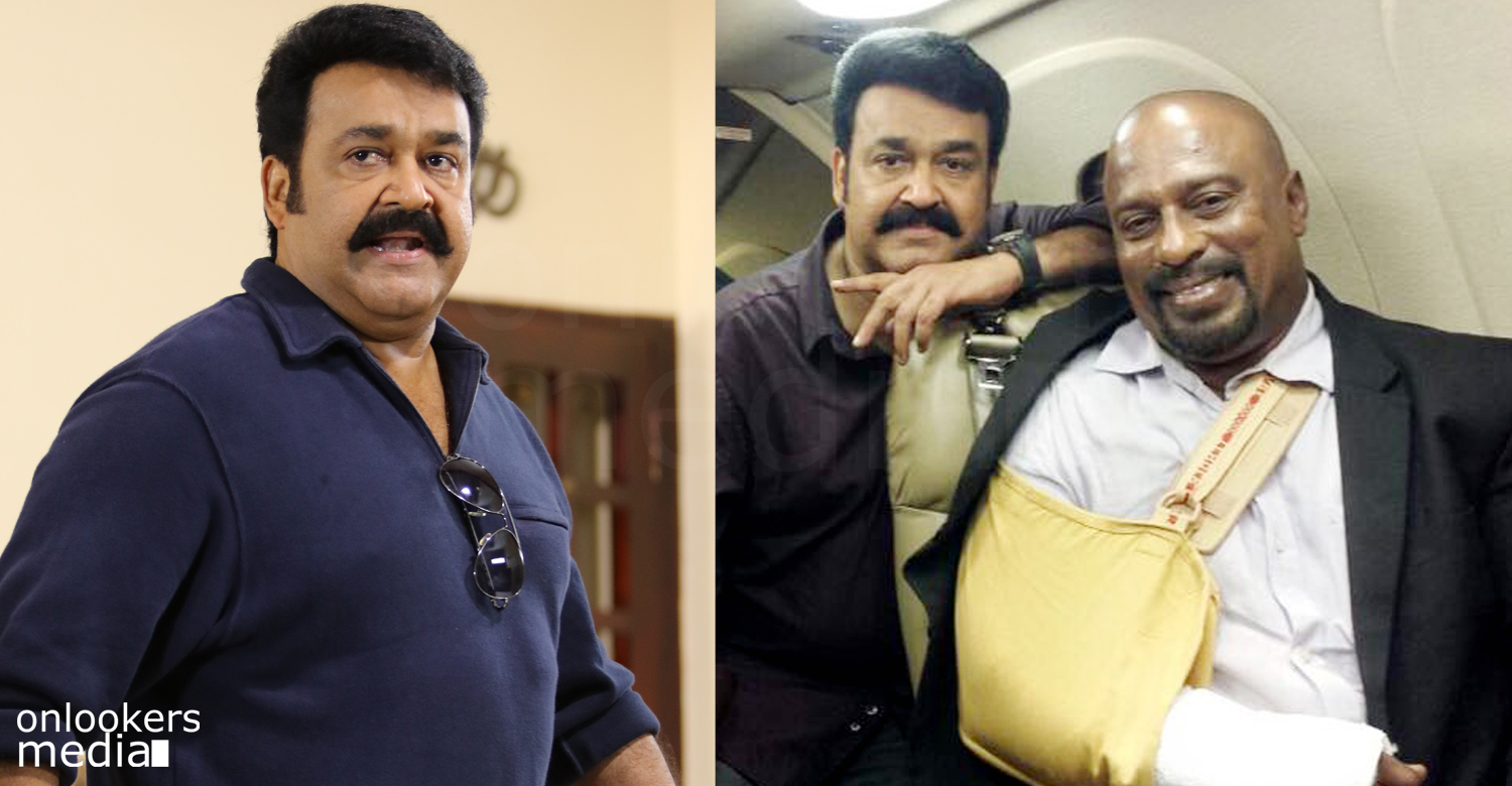 The dedication Mohanlal shown for Loham is unparallel, says Abu Salim