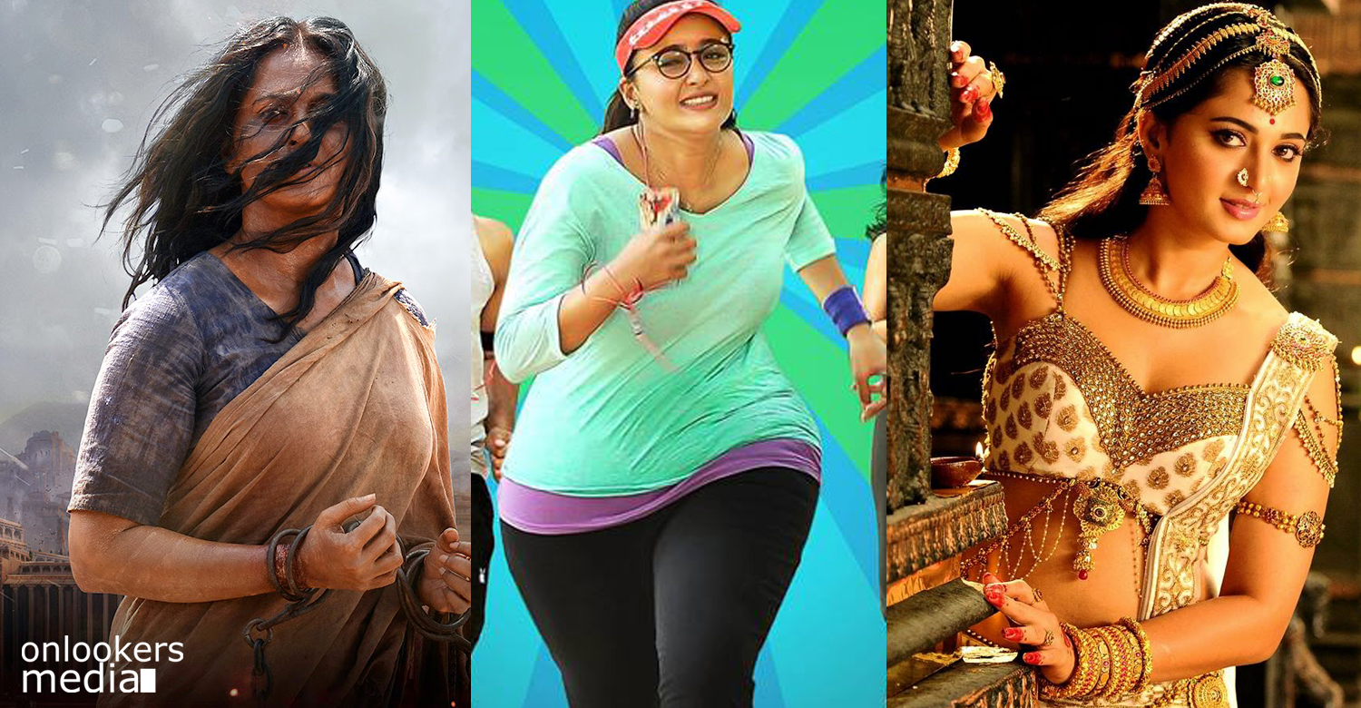 Anushka Shetty, now the most versatile heroine in south India