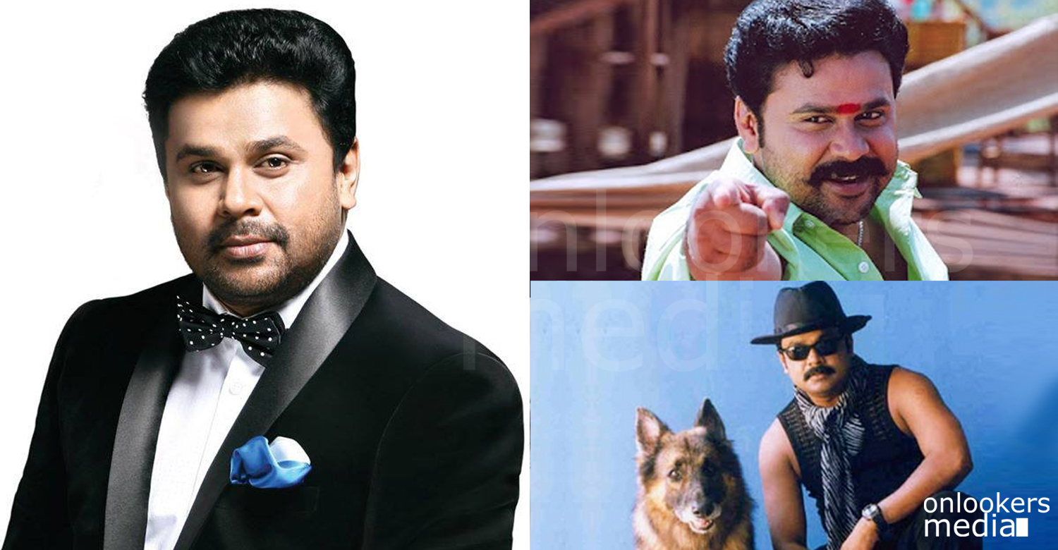 Dileep coming with CID Moosa 2 and Valayar Paramasivam-Runway 2