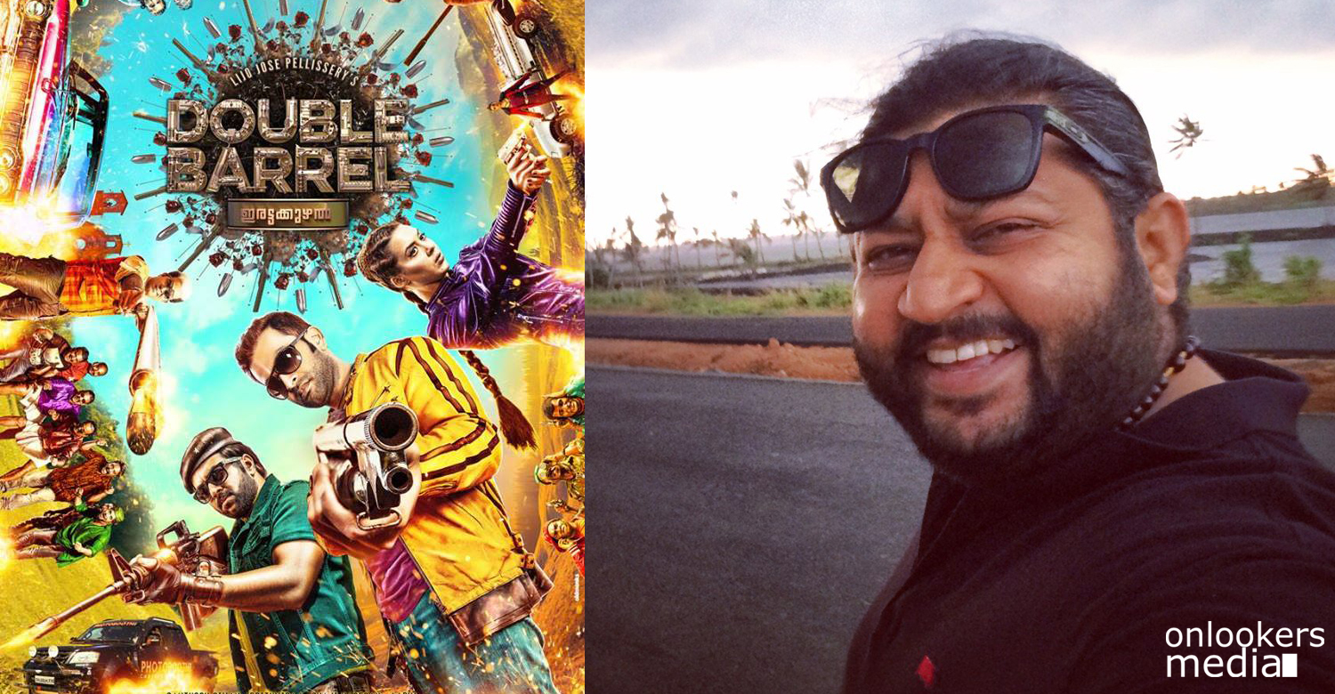 Director Lijo Jose Pellissery about Double Barrel