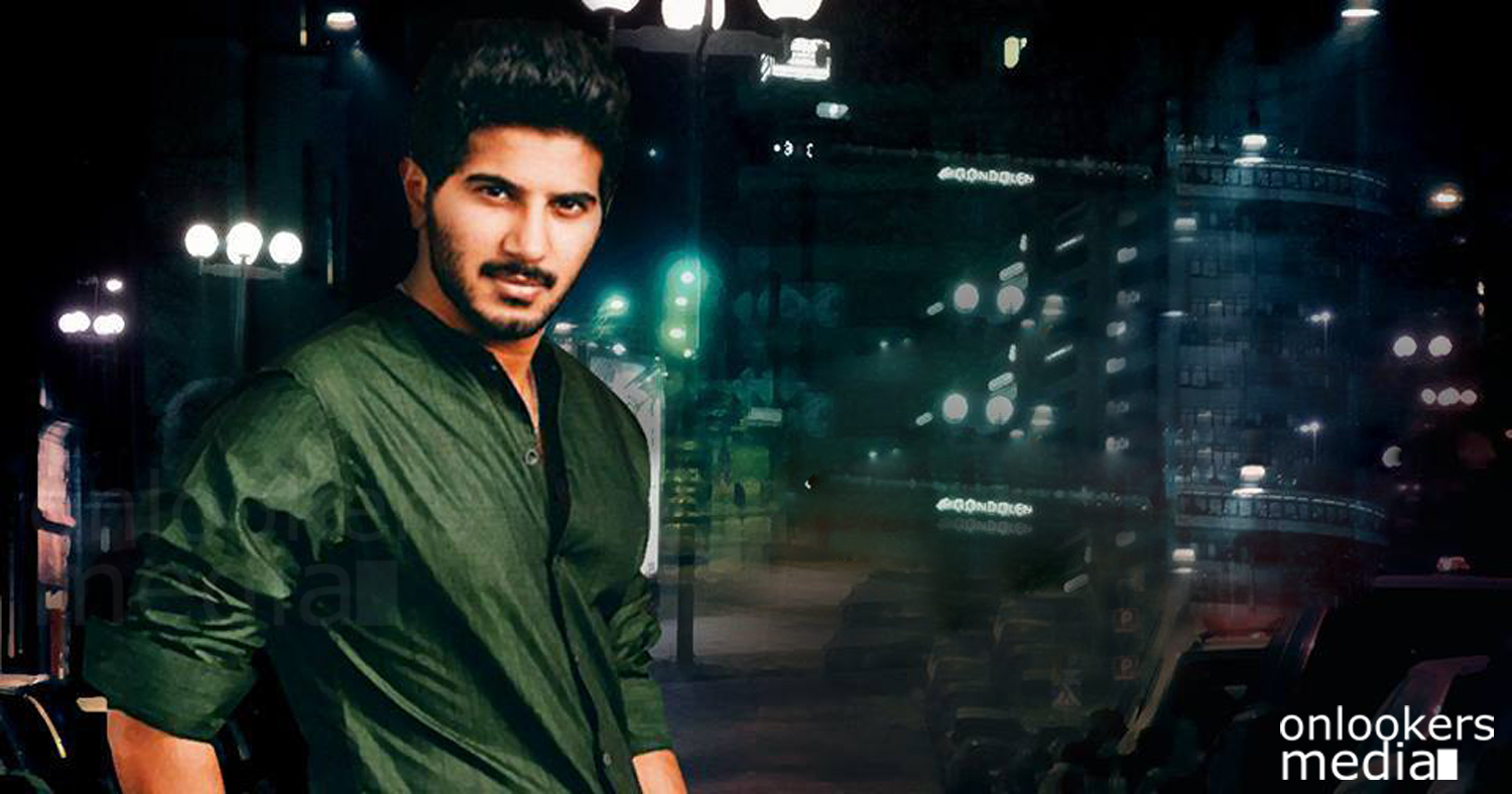 Dulquer Salmaan in Kalippu Malayalam movie