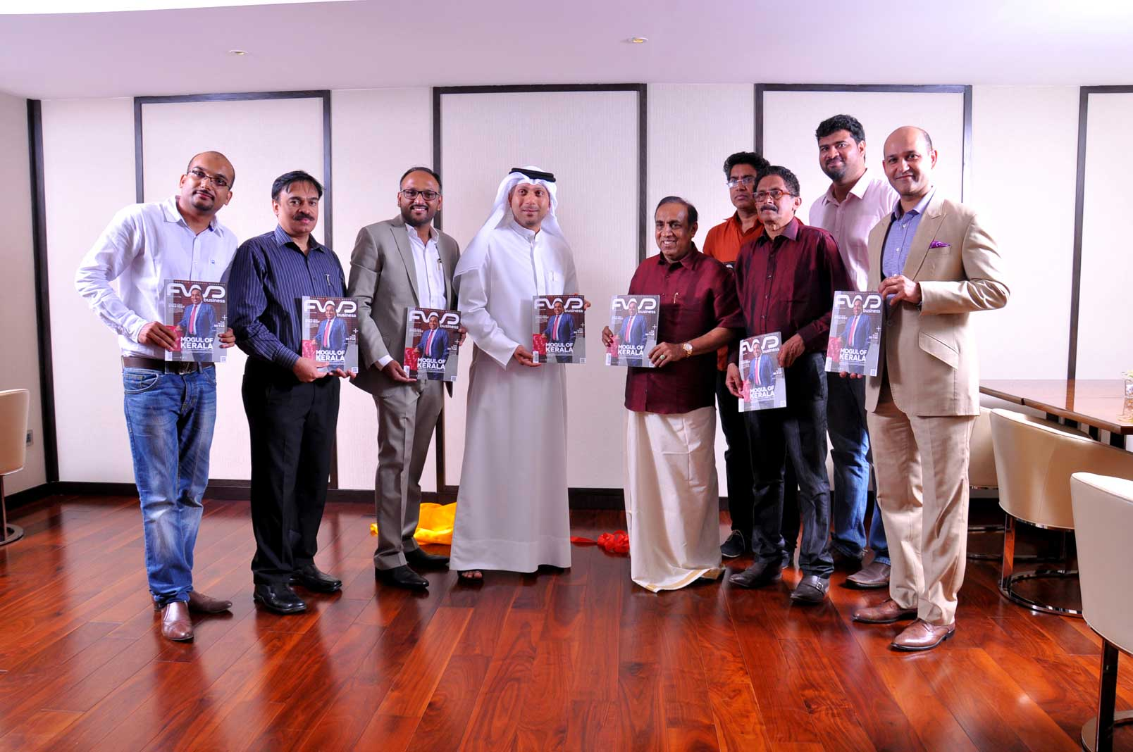 FWD business magazine September issue launching