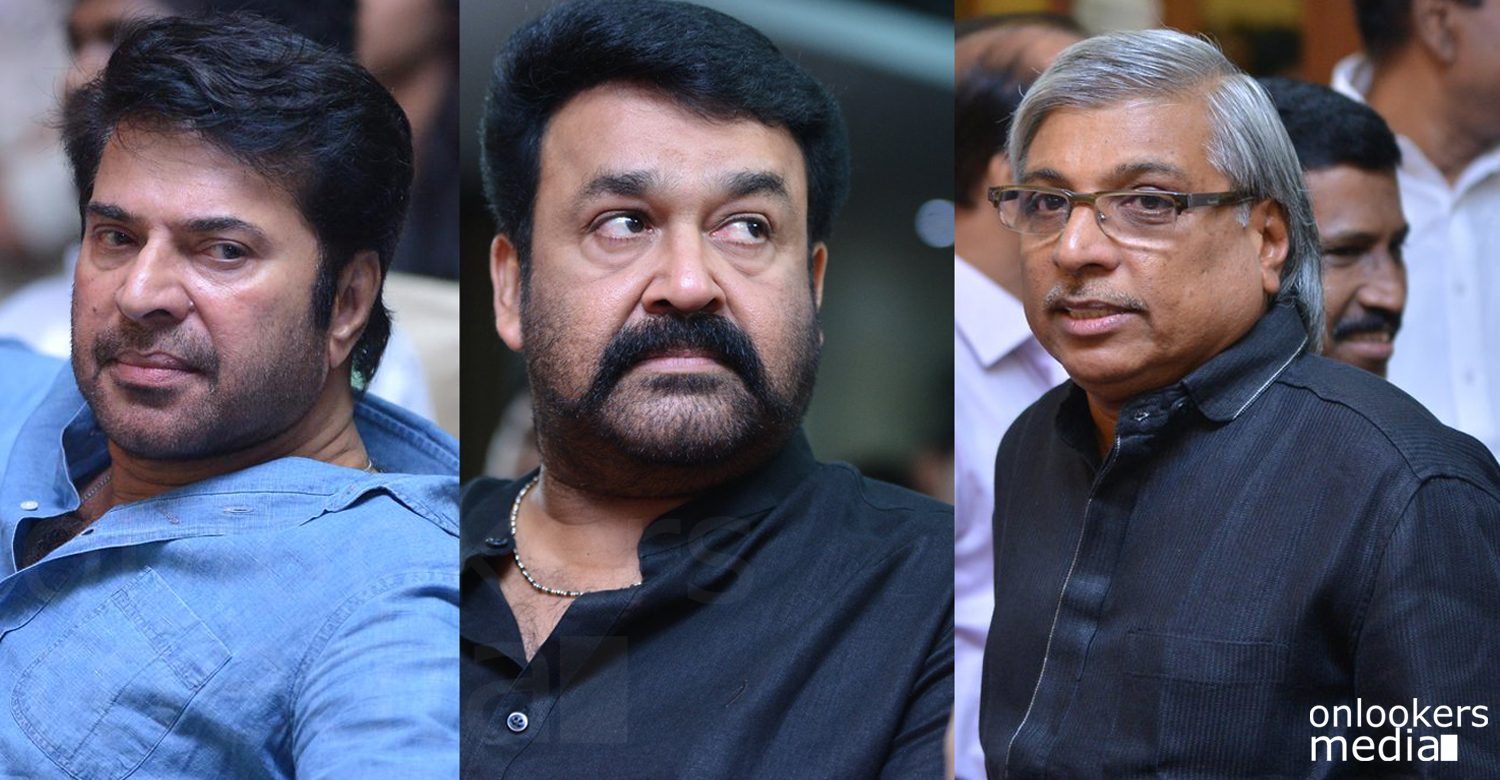 Kamal against Mammootty, Mohanlal and Suresh Gopi