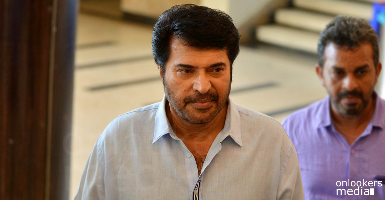 Mammootty receives international commend