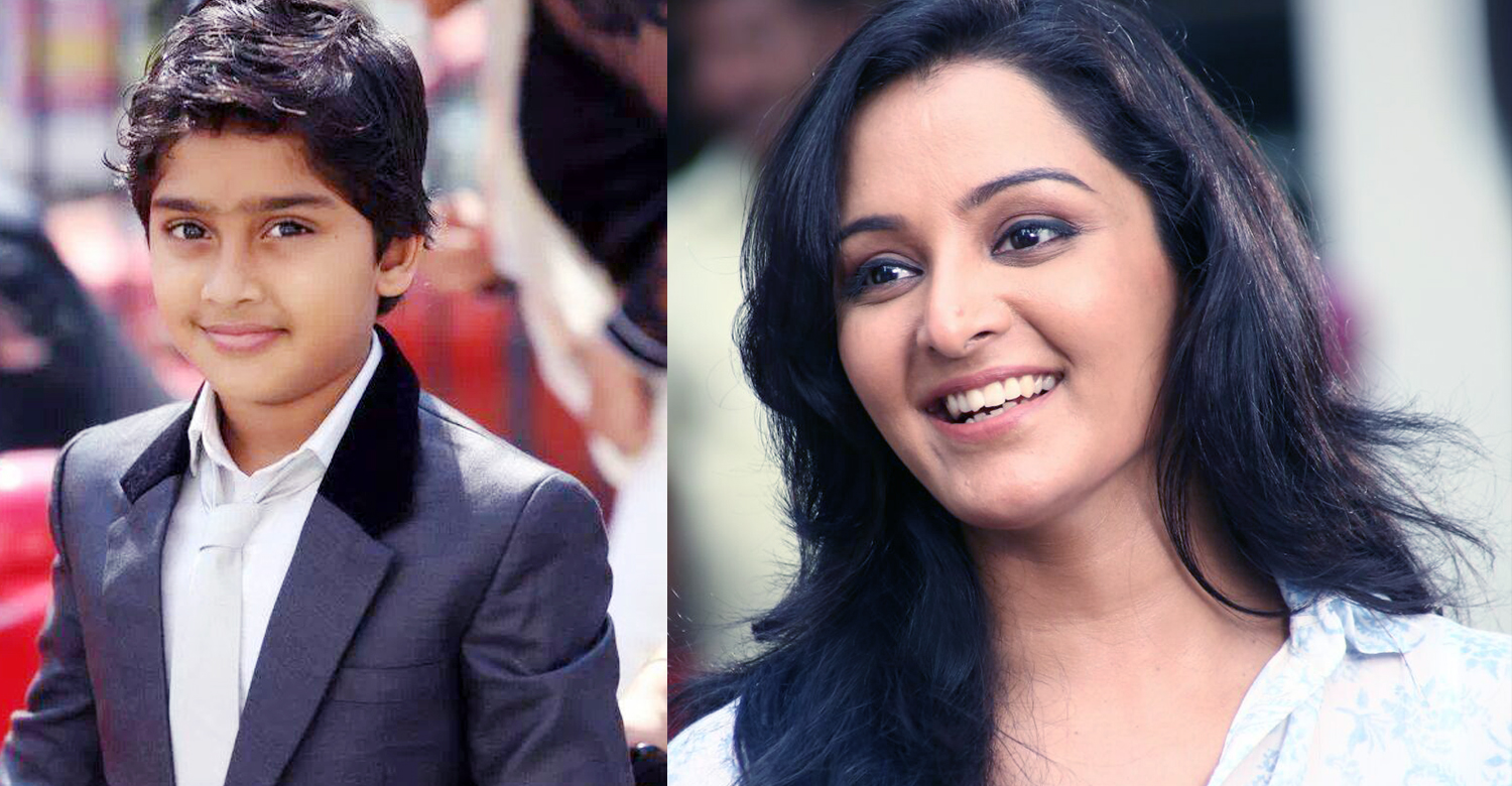 Manju Warrier and Sanoop Santhosh in Jo and the boy