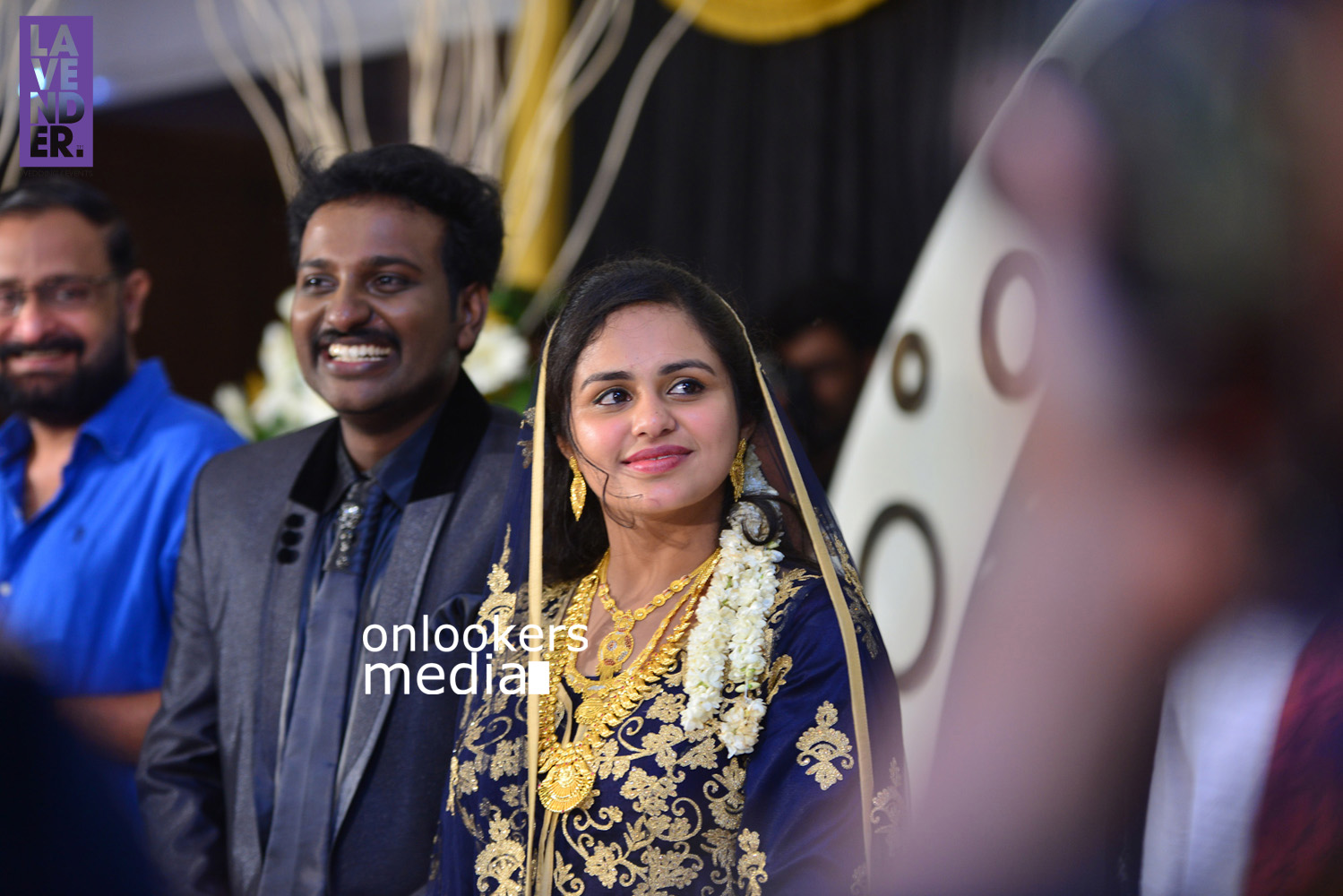 Najim Arshad Wedding Reception Stills-Photos