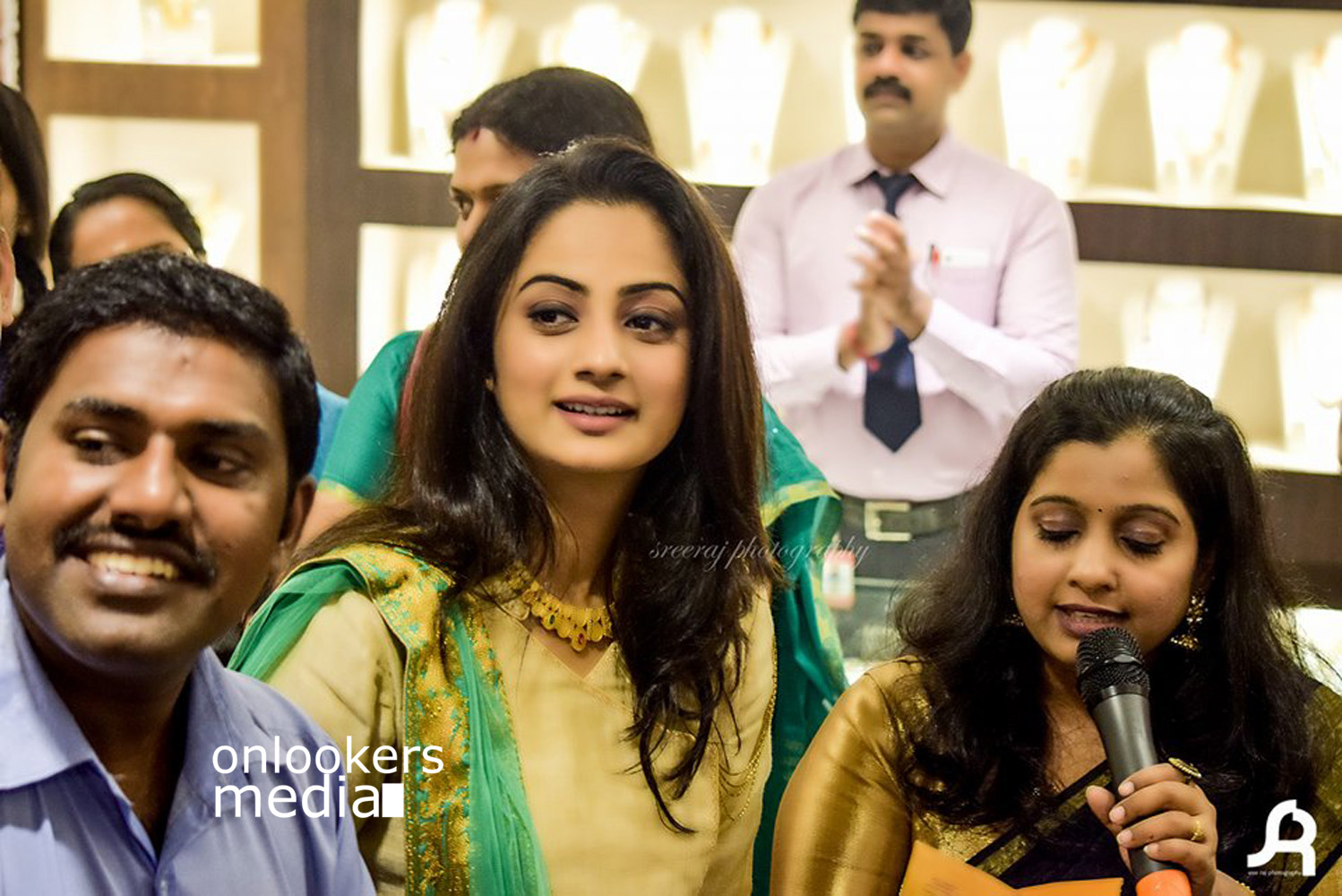 Namitha Pramod at Parinaya Githanjali jewellery