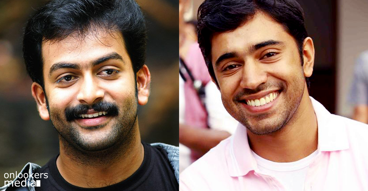 Nivin does not have to follow my advice, says Prithviraj