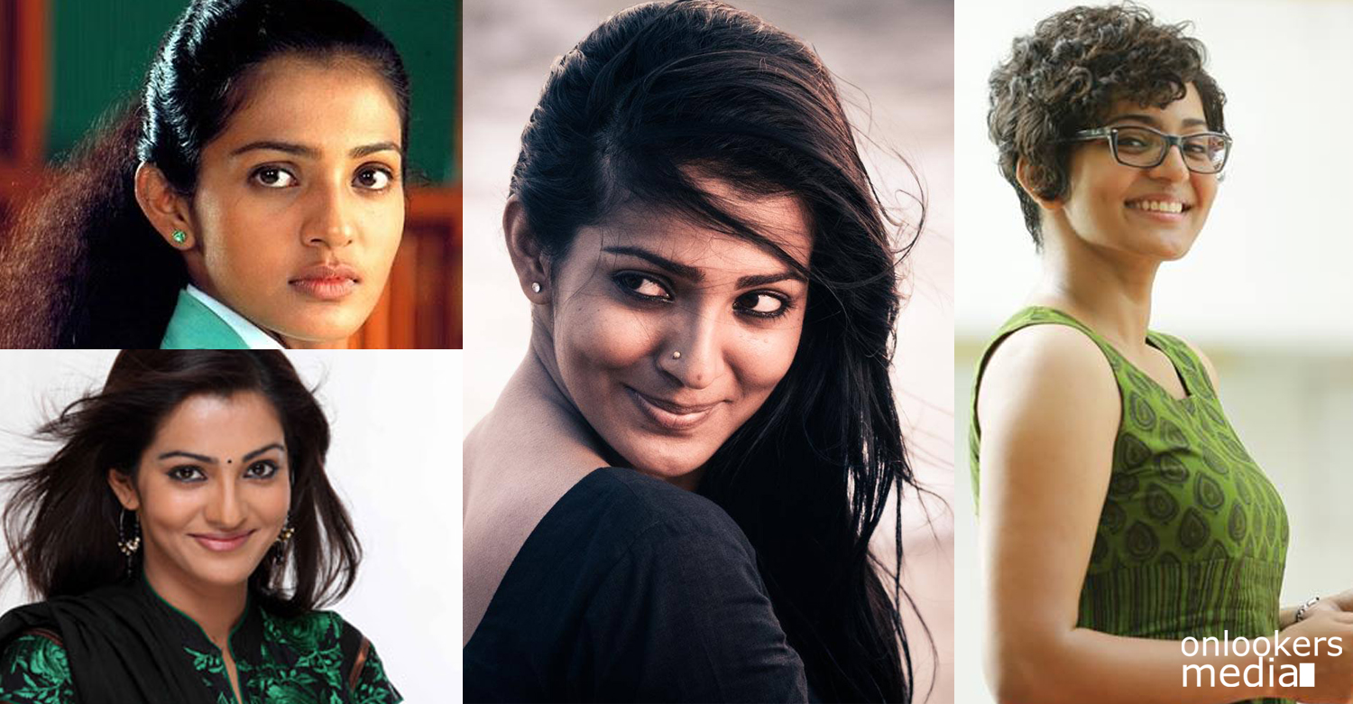 Parvathy Menon - The super heroine of South India
