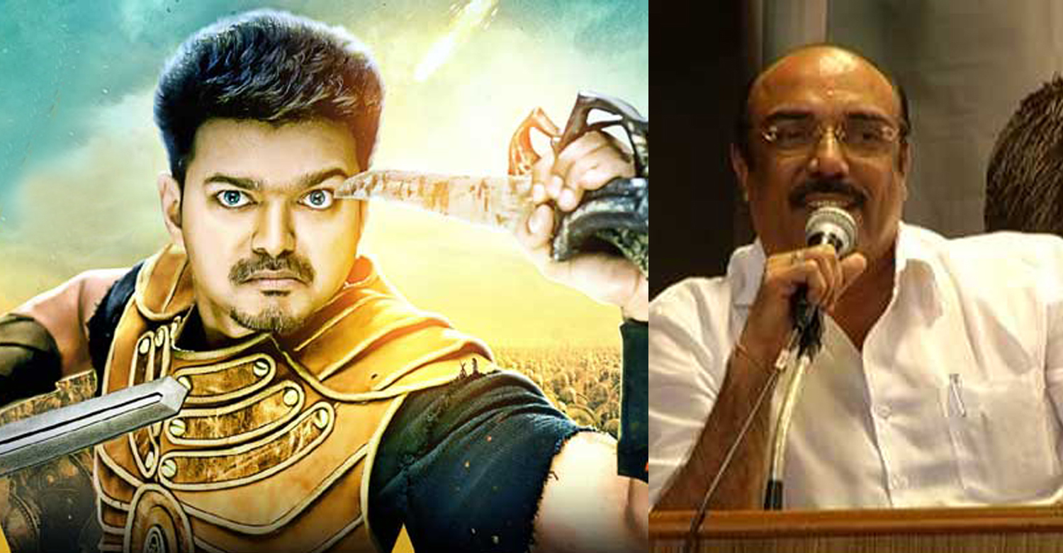 Puli wide releasing will not be allowed says Liberty Basheer