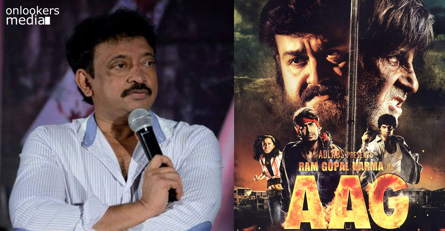 Ram Gopal Varma fined 10 Lakhs for destroying Sholay