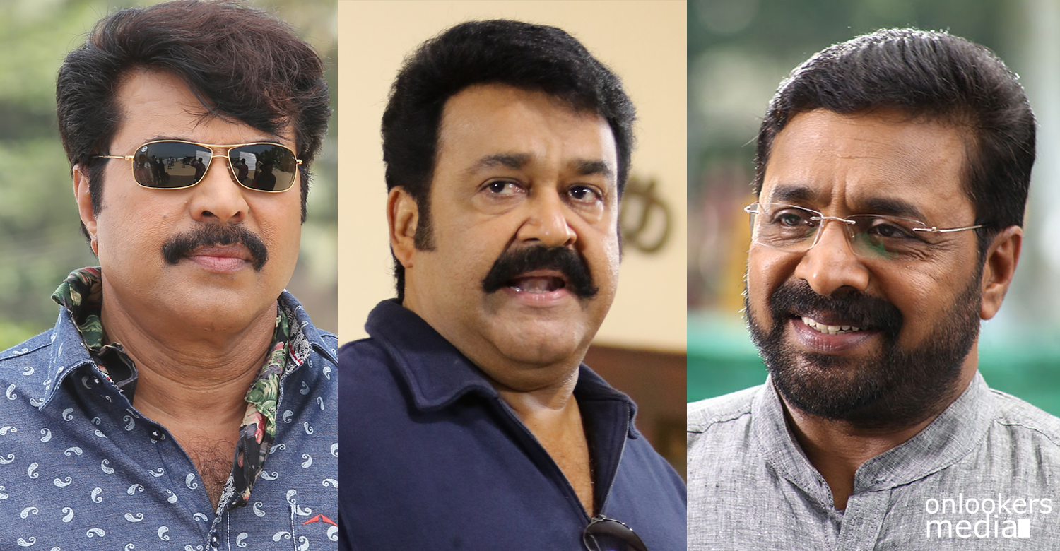 Renjith is perfect for Mohanlal and me for Mammootty says Renji Panicker