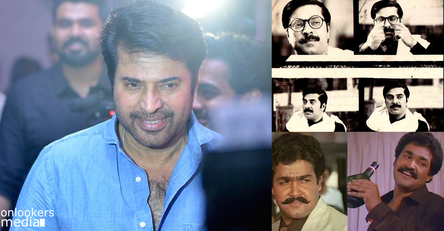 Super hit films that were rejected by Mammootty